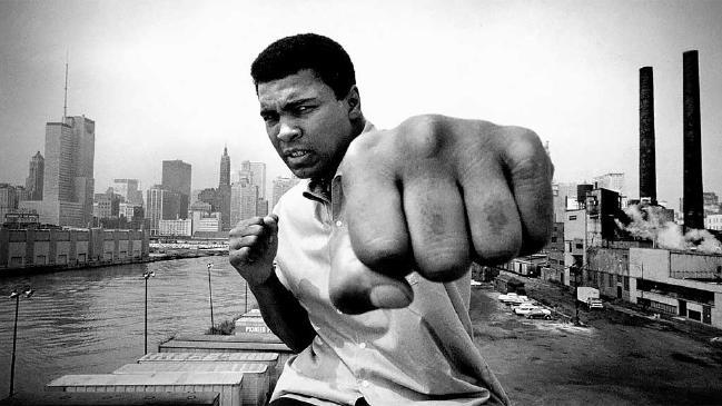 """Muhammad Ali, """"la leyenda"""""""