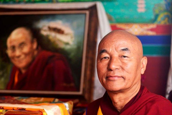 Recuperamos alguna entrevista: Lama Wangchen, Casa del Tíbet de BCN