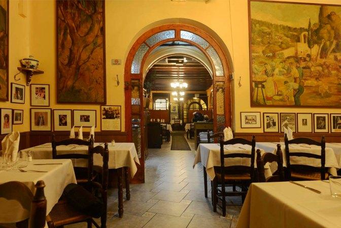 """""""Can Culleretes"""", el restaurante más antiguo de Catalunya"""