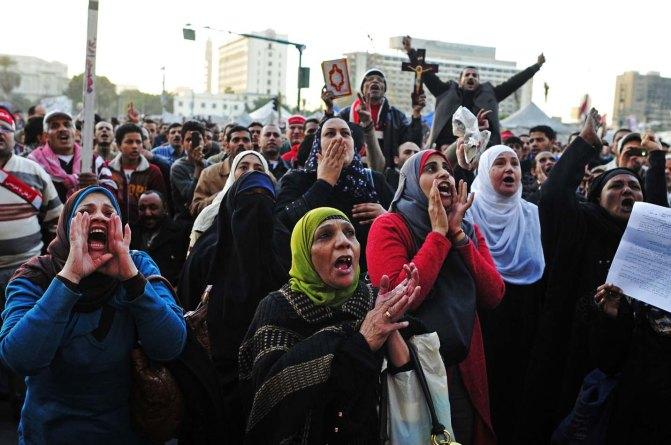 En Egipto la situación de las minorías  es cada vez peor