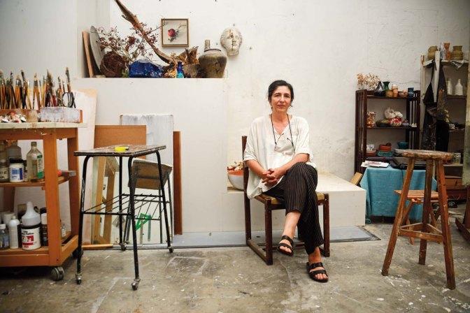 Leticia Feduchi, 'la retratista de los Cervantes'