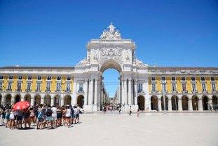 Praça do Comercio, Lisboa