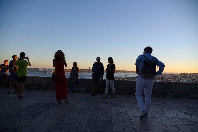 Alfama y el Castillo de San Jorge, origen de Lisboa