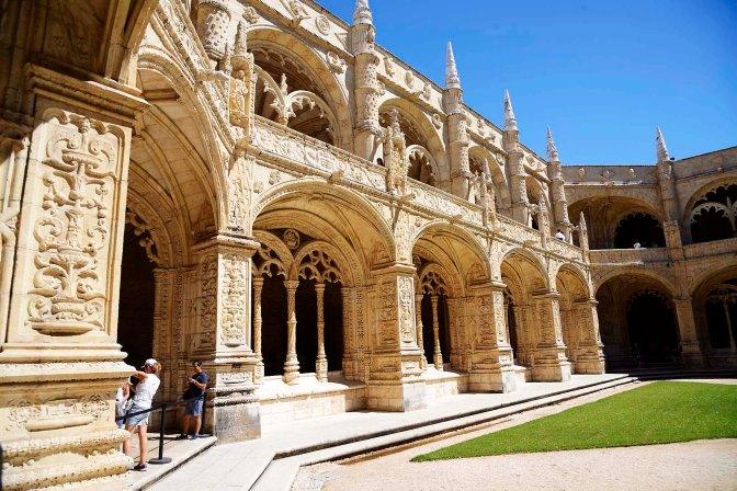 Belém, la zona con más encanto de Lisboa