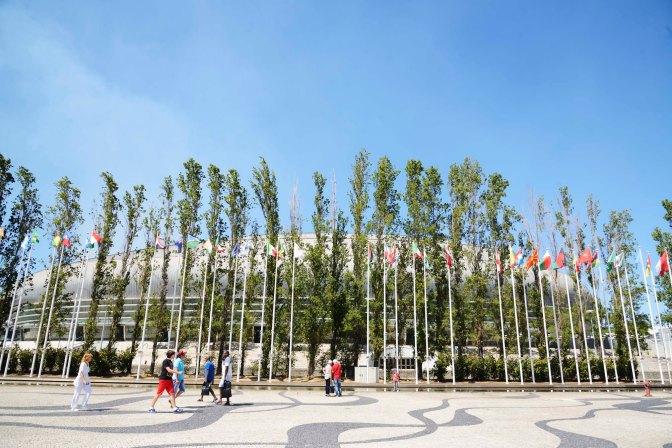 El Parque de las Naciones (Lisboa): de zona degradada a una de las más modernas en la actualidad