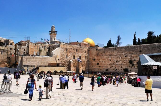Jerusalén, repasamos la historia de la Ciudad Santa