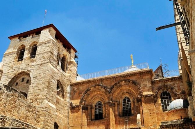 La Iglesia del Santo Sepulcro, el lugar más sagrado del cristianismo
