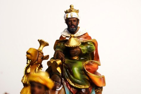 Figura del Rey Negro