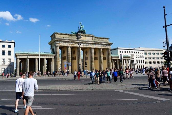 En el número 10, viajamos a Berlín: una ciudad con una historia reciente convulsa