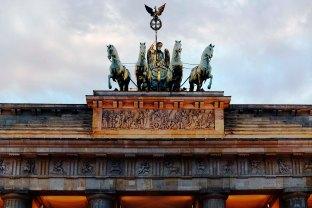Berlín, Puerta de Brandenburgo